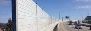 AIL-Sound-Walls-in-highway-bridge-mounted-sound-barrier-application